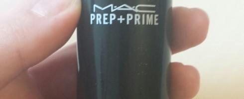 Flacon de la base visage Prep + Prime de MAC