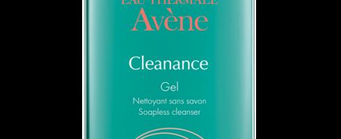 Cleanance gel nettoyant Avène